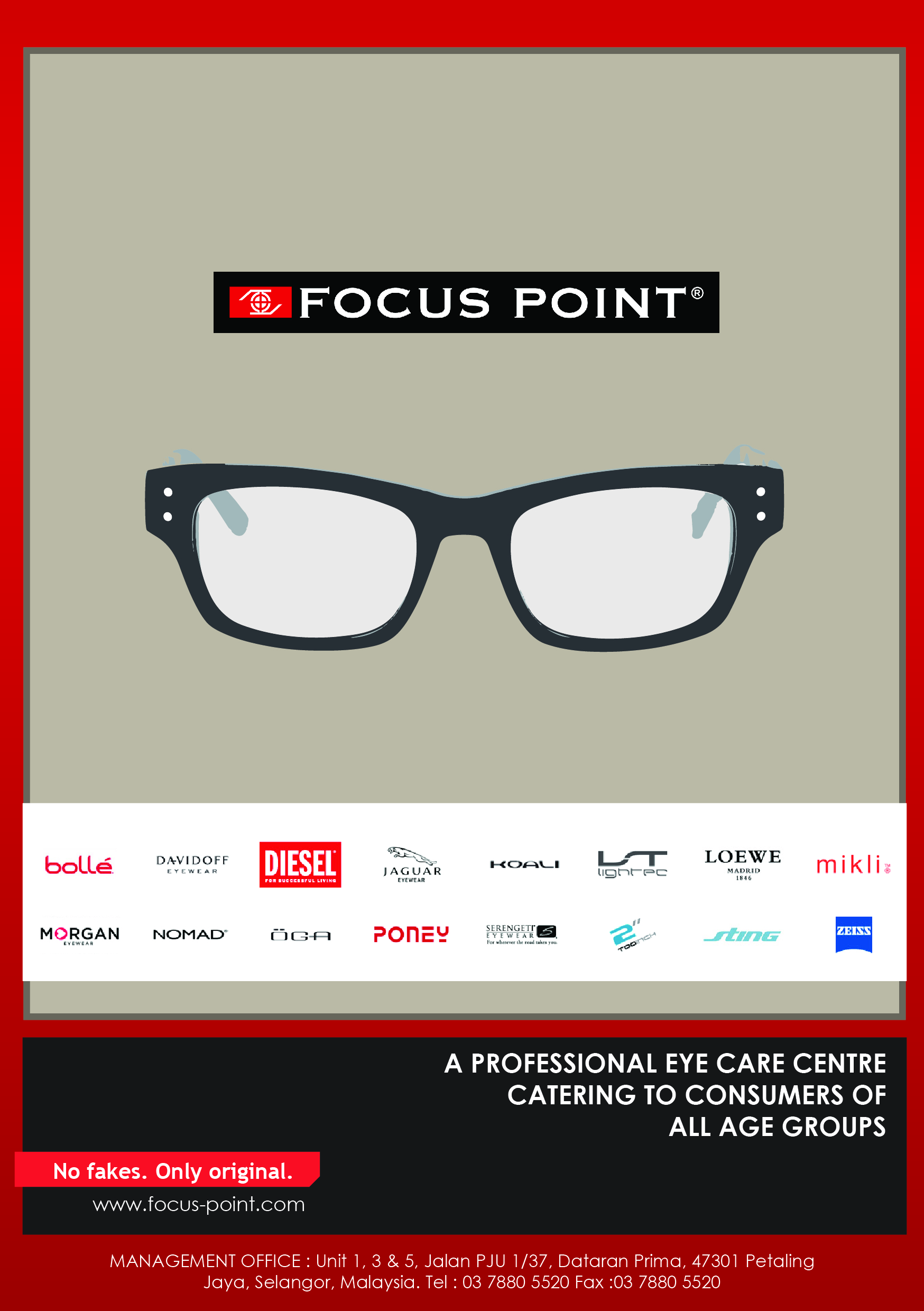 Focus Point Sunglasses  10 off all frame and sunglasses from focus point