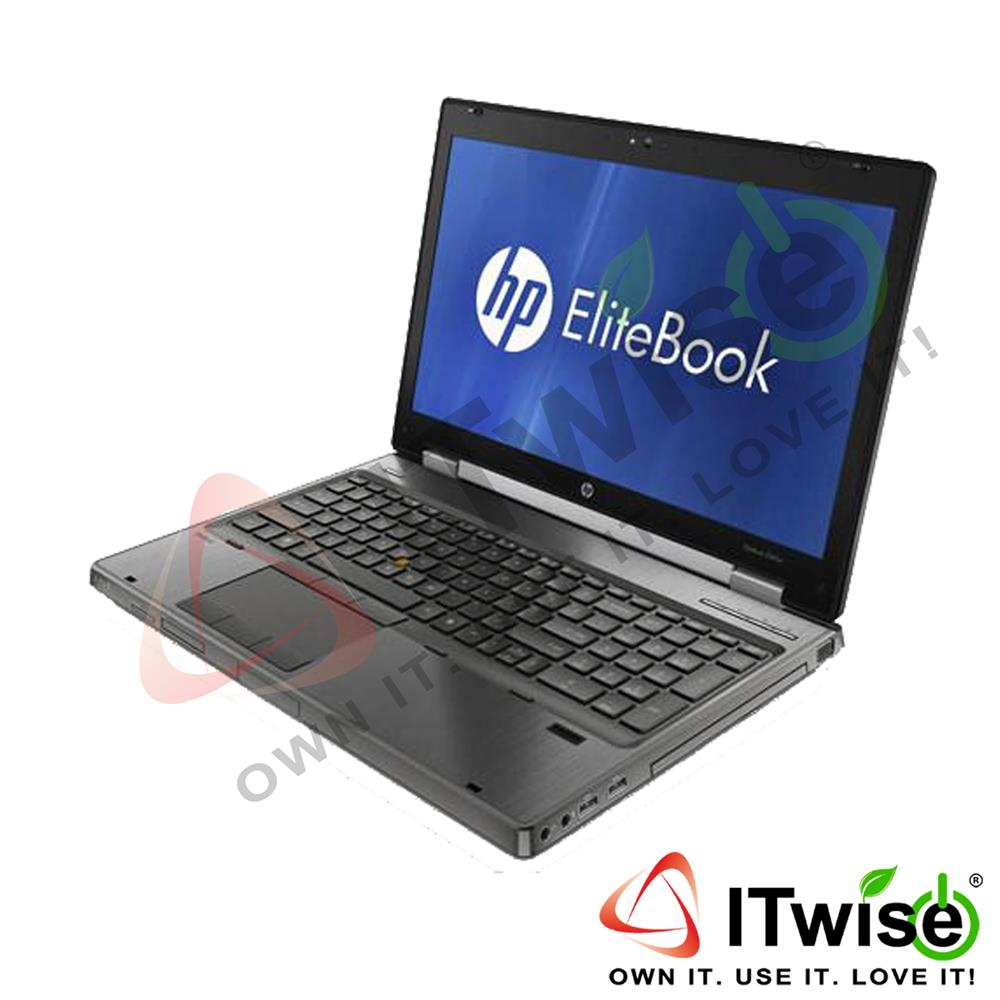 Refurbished HP EliteBook 8560w Mobile Workstation – MyWorld
